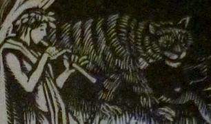 Tapestry Song 1934 -detail