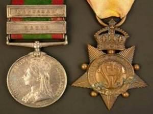 copyright   Second Afghan War Medals copyright Arnie Manifold