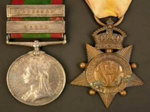 copyright   Second Afghan War Medals copyright Arnie Manifold