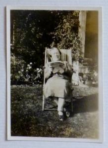 Frances White - auntie baba