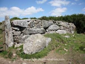 Drystone Wall   copyright