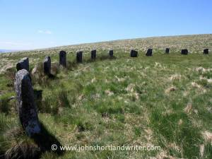 Grey Wethers Stone Circle (2)   copyright