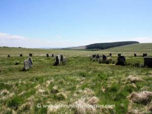 Grey Wethers Stone Circle (4)   copyright