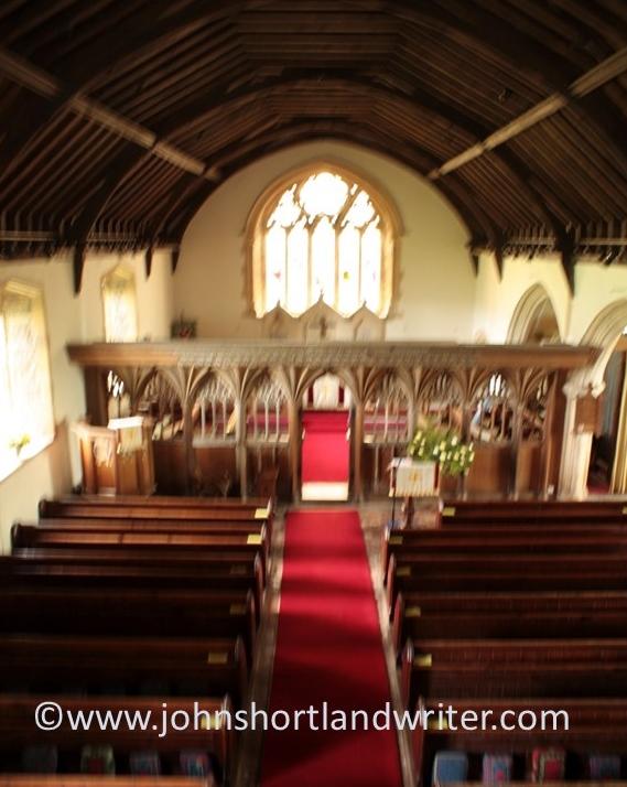 Exford - St Mary Magdalene (4)   copyright