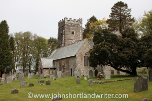 Exford - St Mary Magdalene   copyright