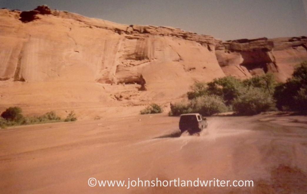 Canyon de Chelly copyright