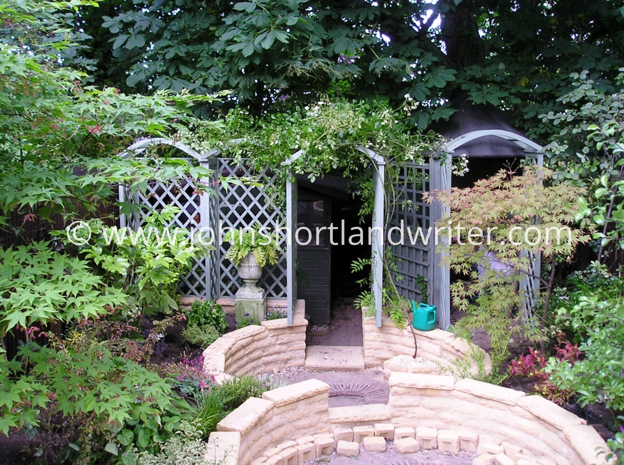 Garden Makeover 1b copyright