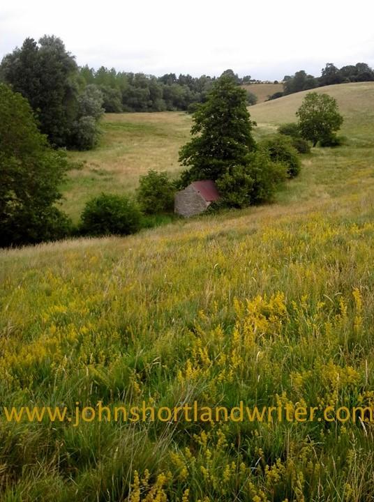Dornford Old Pump House watermark