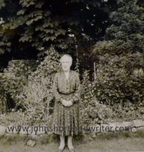Gt Aunt Baba (Frances White) 90th bithday about 1965 watermark