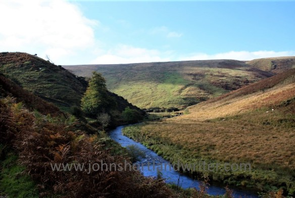 River Barle watermark