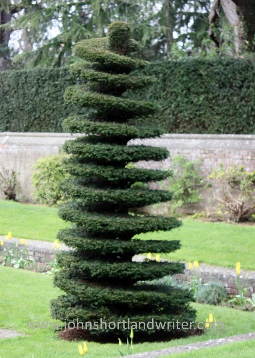 Yew Topiary watermark